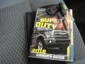 2012 Vermillion Red Ford F250 Super Duty XLT SuperCab 4x4  photo #23