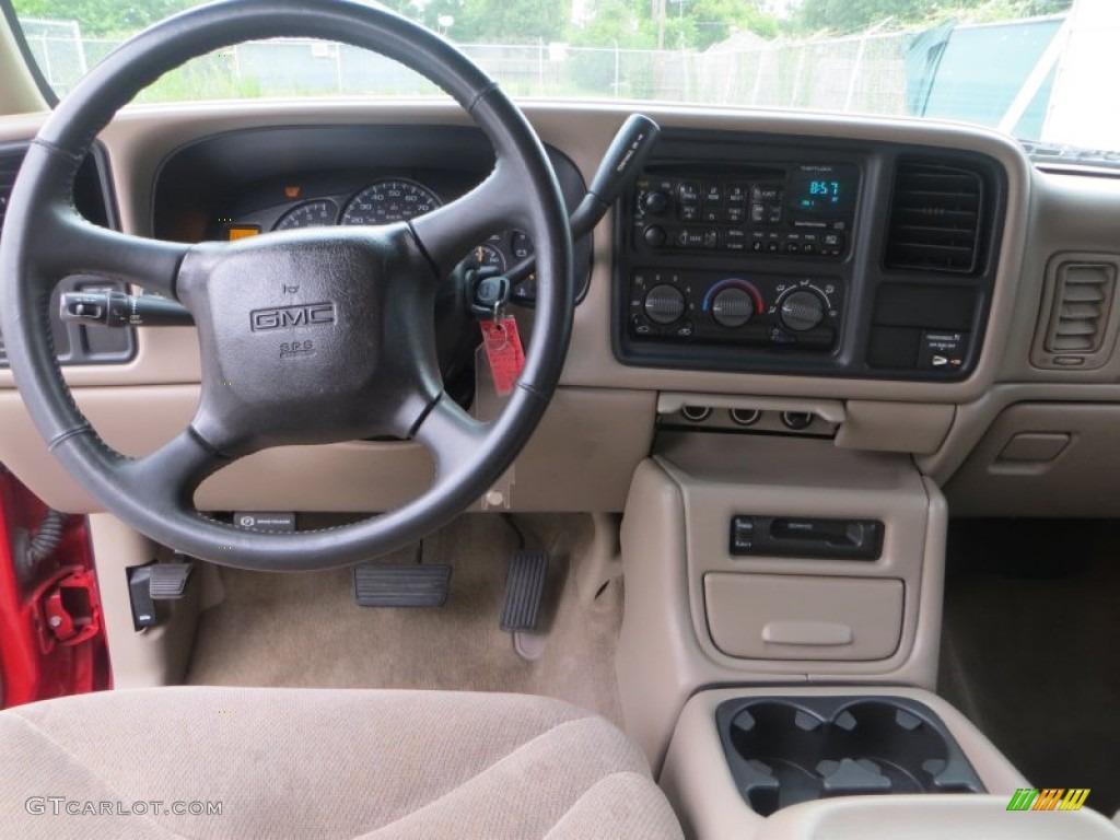 2001 Gmc Sierra 1500 Sle Extended Cab Dashboard Photos