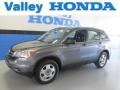 2010 Polished Metal Metallic Honda CR-V LX AWD  photo #1