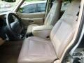 Front Seat of 1999 Mountaineer 4WD