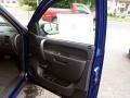 2013 Blue Topaz Metallic Chevrolet Silverado 1500 LT Extended Cab 4x4  photo #19
