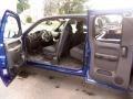 2013 Blue Topaz Metallic Chevrolet Silverado 1500 LT Extended Cab 4x4  photo #22