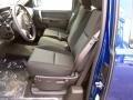 2013 Blue Topaz Metallic Chevrolet Silverado 1500 LT Extended Cab 4x4  photo #26