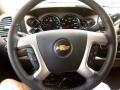 2013 Blue Topaz Metallic Chevrolet Silverado 1500 LT Extended Cab 4x4  photo #34
