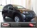 Polished Metal Metallic 2013 Honda CR-V EX-L