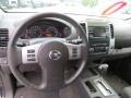 2013 Nissan Frontier Graphite Steel Interior Steering Wheel Photo
