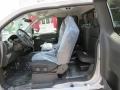 2013 Nissan Frontier Beige Interior Interior Photo