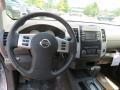2013 Nissan Frontier Beige Interior Dashboard Photo