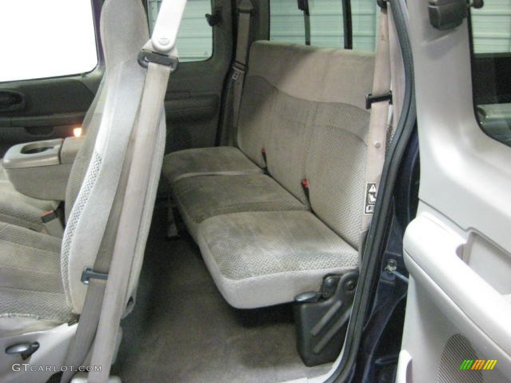 2000 ford f150 xlt extended cab 4x4 rear seat photo 83456794. Black Bedroom Furniture Sets. Home Design Ideas