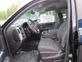 Jet Black Interior Photo for 2014 GMC Sierra 1500 #83458498