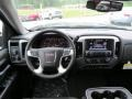 Jet Black Dashboard Photo for 2014 GMC Sierra 1500 #83458519