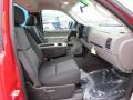 2013 Victory Red Chevrolet Silverado 1500 LS Regular Cab  photo #11