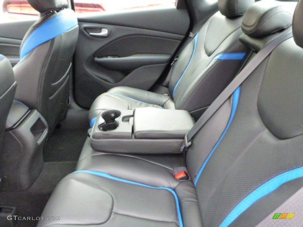 Mopar 13 Black Mopar Blue Interior 2013 Dodge Dart Mopar 13 Photo 83468302 Gtcarlot Com