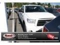 Super White 2011 Toyota Tundra TRD Rock Warrior CrewMax 4x4