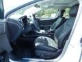Charcoal Black Front Seat Photo for 2013 Ford Fusion #83471256