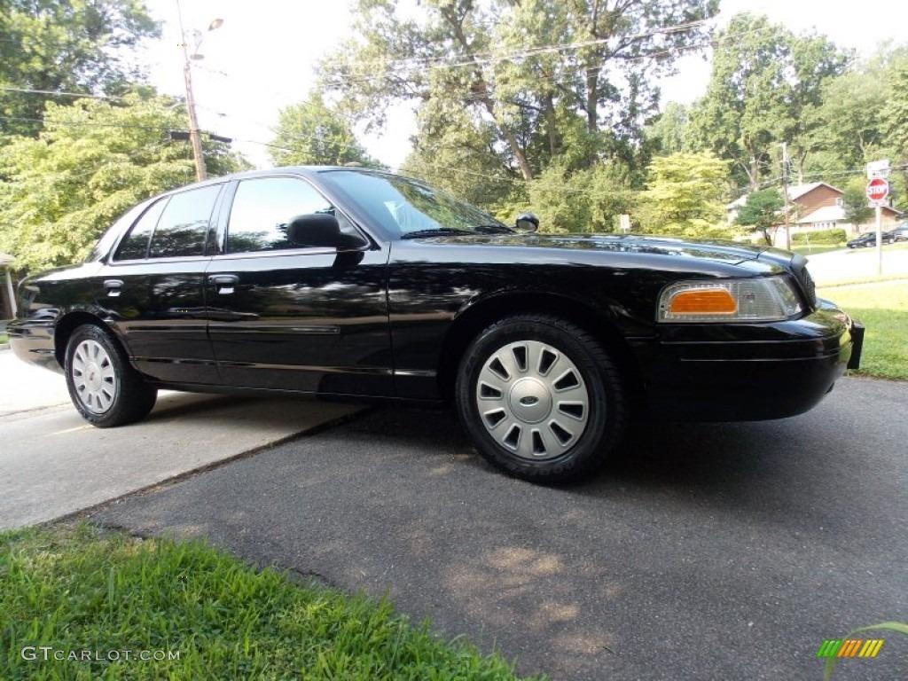 black 2007 ford crown victoria police interceptor exterior photo 83478906. Black Bedroom Furniture Sets. Home Design Ideas