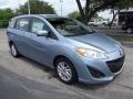 Front 3/4 View of 2013 MAZDA5 Sport