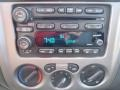 2004 GMC Canyon Pewter Interior Audio System Photo