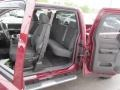 2009 Deep Ruby Red Metallic Chevrolet Silverado 1500 LT Extended Cab 4x4  photo #13