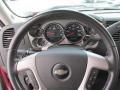2009 Deep Ruby Red Metallic Chevrolet Silverado 1500 LT Extended Cab 4x4  photo #21