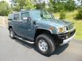 Slate Blue Metallic 2008 Hummer H2 SUV