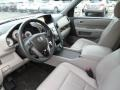 Gray Prime Interior Photo for 2011 Honda Pilot #83533259
