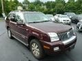 Vivid Red 2007 Mercury Mountaineer AWD