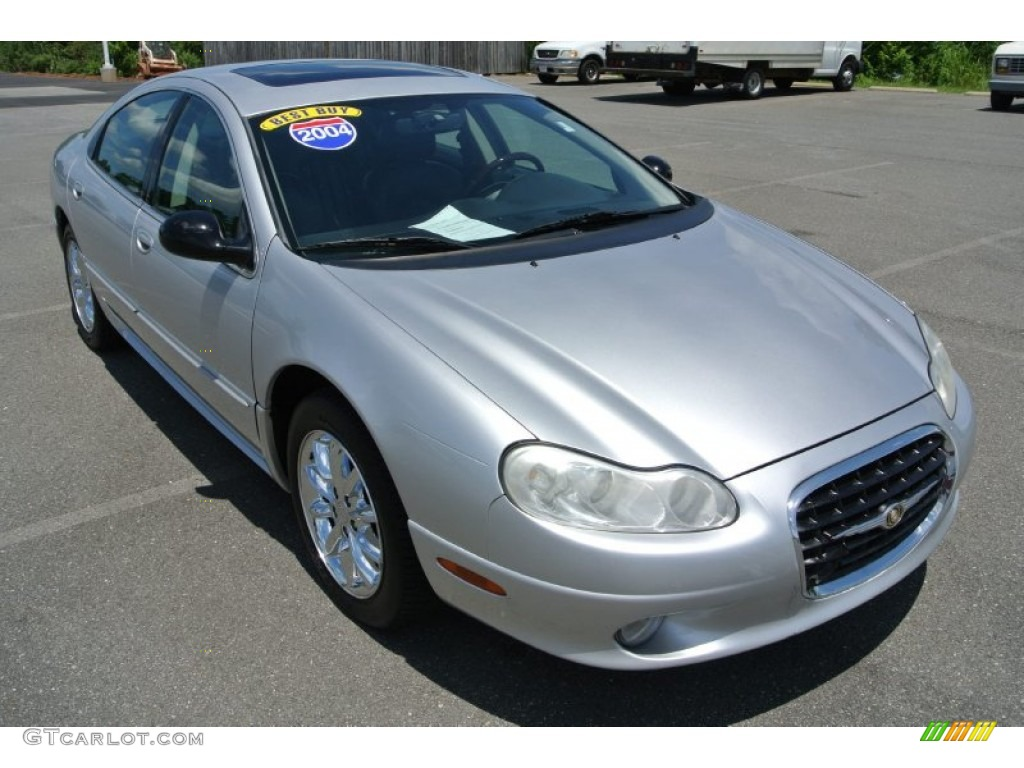 bright silver metallic 2004 chrysler concorde limited exterior photo. Cars Review. Best American Auto & Cars Review