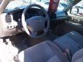 2005 Toyota Tundra Taupe Interior Prime Interior Photo