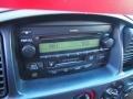 2005 Toyota Tundra Taupe Interior Audio System Photo