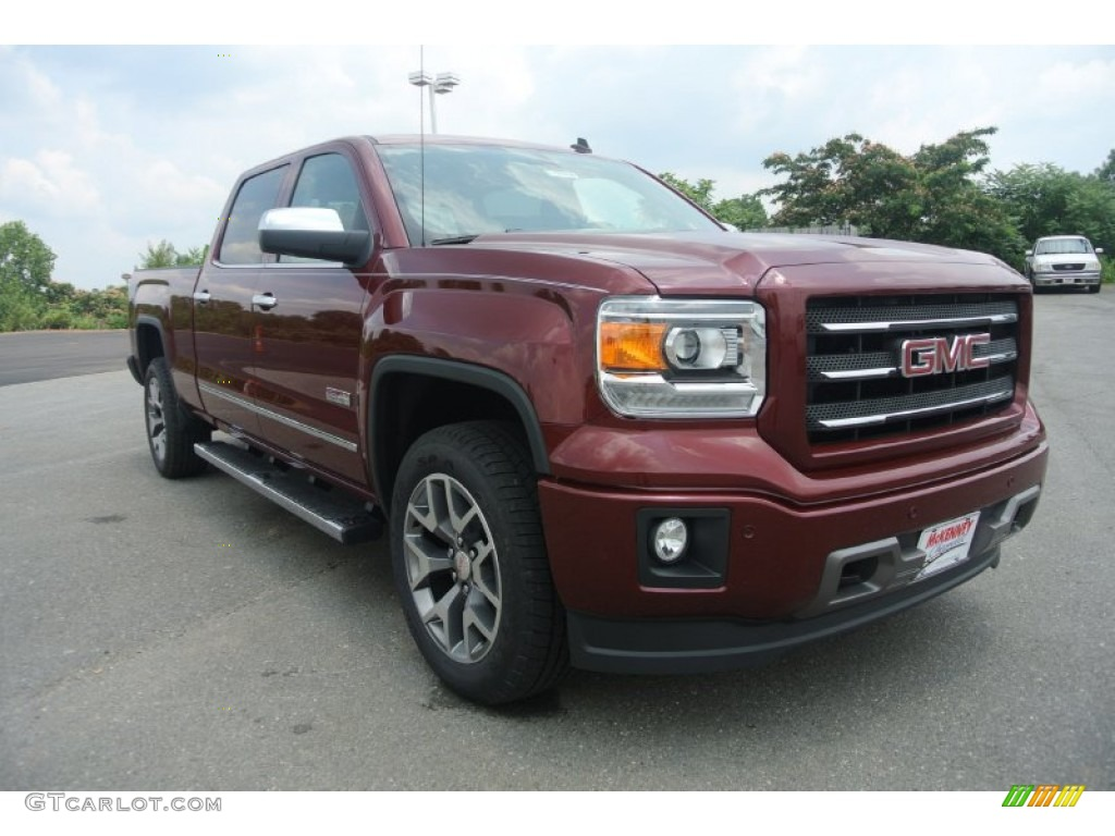 ... Metallic Gmc Sierra 1500 Slt Crew Cab 4x4 83499956 | Apps Directories