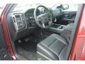Jet Black Prime Interior Photo for 2014 GMC Sierra 1500 #83553618