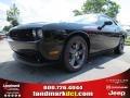 Pitch Black 2013 Dodge Challenger Gallery