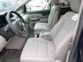 Gray 2014 Honda Odyssey Interiors