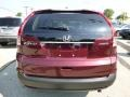 2013 Basque Red Pearl II Honda CR-V EX-L AWD  photo #4