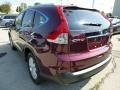 2013 Basque Red Pearl II Honda CR-V EX-L AWD  photo #5