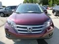 2013 Basque Red Pearl II Honda CR-V EX-L AWD  photo #8