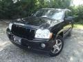 Black 2006 Jeep Grand Cherokee Laredo 4x4