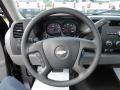 2013 Black Chevrolet Silverado 1500 Work Truck Regular Cab  photo #9