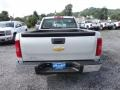 2013 Silver Ice Metallic Chevrolet Silverado 1500 Work Truck Regular Cab  photo #6