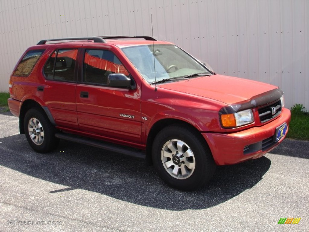 1999 Honda Passport LX 4WD Exterior Photos