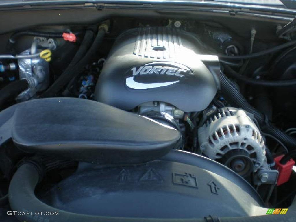 2002 Silverado 1500 LS Extended Cab 4x4 - Medium Charcoal Gray Metallic / Graphite Gray photo #7