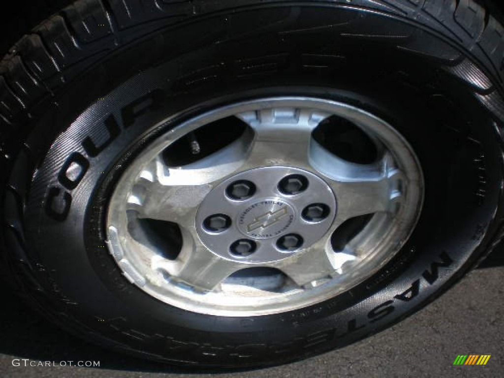 2002 Silverado 1500 LS Extended Cab 4x4 - Medium Charcoal Gray Metallic / Graphite Gray photo #11