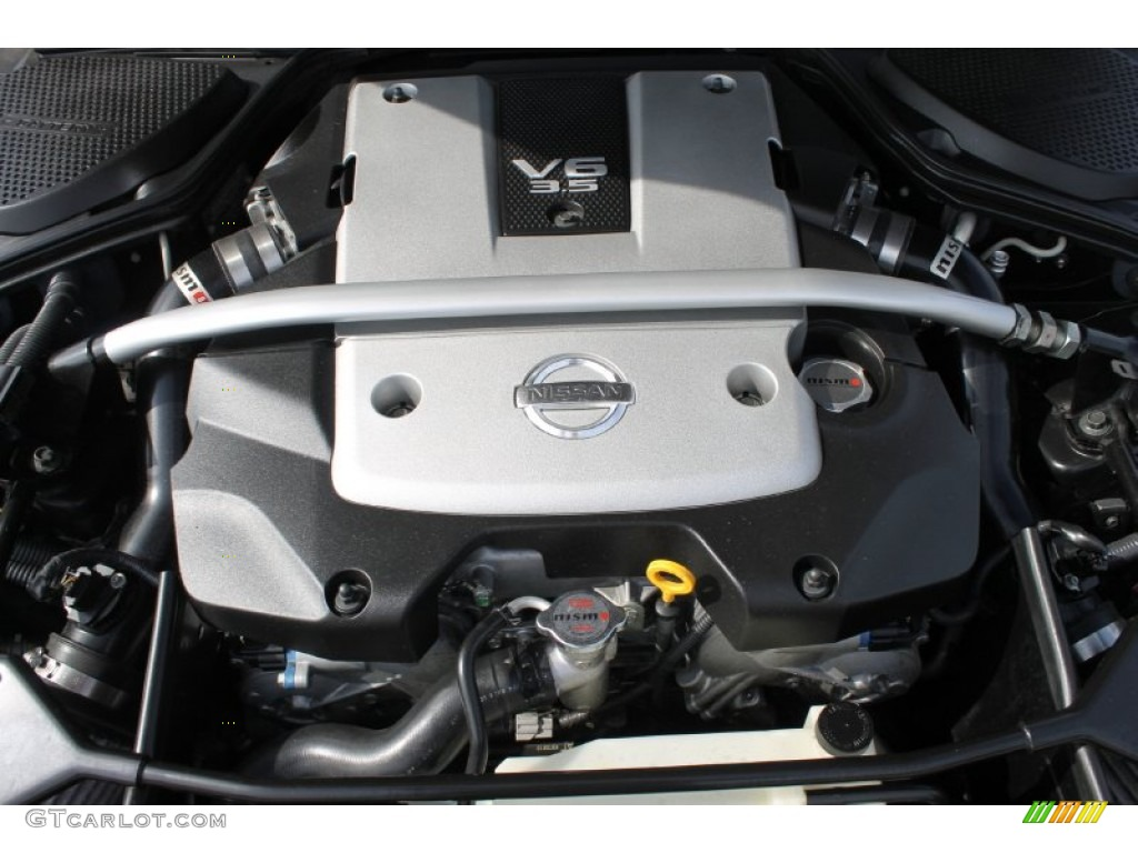 2007 nissan 350z engine