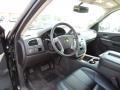 2012 Black Chevrolet Silverado 1500 LTZ Crew Cab  photo #12