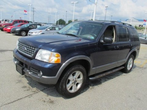 2003 Ford Explorer XLT AWD Data, Info and Specs