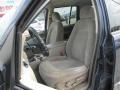 2003 Ford Explorer Graphite Grey Interior Front Seat Photo