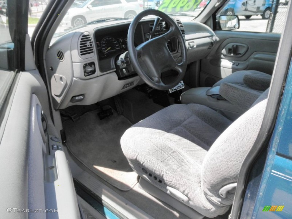 1996 Gmc Sierra 3500 Sl Extended Cab Dually Interior Color