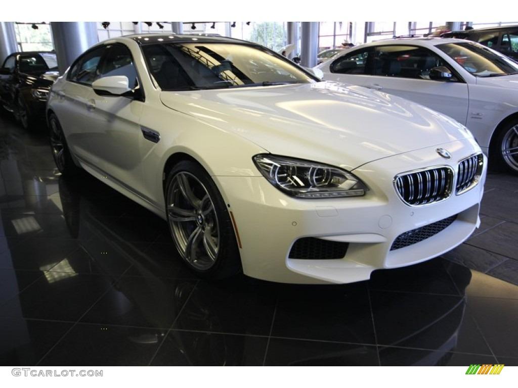2014 Alpine White Bmw M6 Gran Coupe 83499665 Gtcarlot