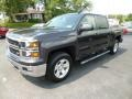 Tungsten Metallic 2014 Chevrolet Silverado 1500 Gallery